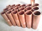 Crystallizer Copper Tubes, Copper Mould for Continuous Casting Machine