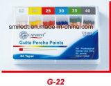 Gapa-Git Greater ISO Taper Gutta Percha Points