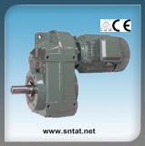 F Series Parallel-Shaft Helical Reducer Gear Box (SF37-157-7)