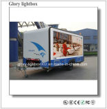 Mobile Moving P16 Dh LED Screen Signage