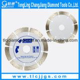 Vacuum Brazed Diamond Dry Cutting Saw Blade
