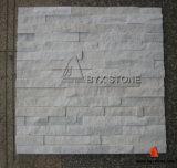 White Quartzite Culture Stone for Wall Cladding Decoration