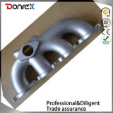 Custom Sand Casting Aluminum Exhaust Pipe with Painting