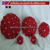 Wedding Decoration Wedding Bouquet Diaman Terhine Stones Crystal Trim (W1009)