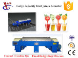 New Decanter Centrifuge for Fruit and Vegetable Juice Production