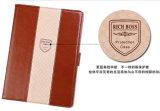 Folio Slim PU Leather Case for iPad4