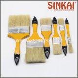 Natural Bristle Brush for Paint Brush Using