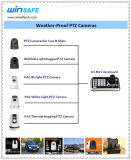HD Vehicle Weather Proof Security IR PTZ CCTV Camera
