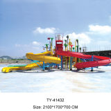 Commercial Large Water Slide for Sale (TY-41432)