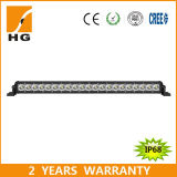 63W 25inch CREE Single Row LED Bar Light for Jeep
