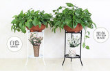 2 Tiers Metal Flower Stand
