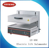 Commercial Kitchen Equipment Counter Top Electric Lift Salamander Grill