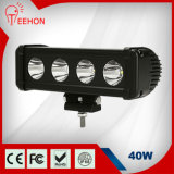 ATV Accessories 40W Single Row LED Light Bar
