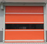 Safety PVC Warehouse Sanitary Dust Proof High Speed Rolling Fast Door Shutter