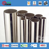 Good Quality Polished Stainless Steel Pipe with Competitive Price