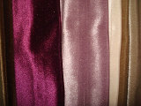 Polyester Sparkle Tricot Velvet