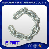 Factory supplied hot dip galvanized BS long link chain