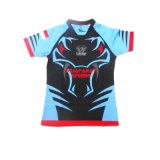 Quick Dry Rugby Sports Jersey with Custom Digital Printing