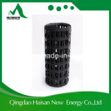 Professional Reinforcing High Quality 40-40kn/M Steel Plastic Geogrid with Ce Certification