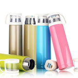 Vacuum Insulation Stainless Steel Travel Sports Bottle