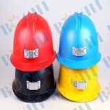 Factory Outlet Safety Helmet with 4 Point Sweatband Safety Equipment Hot Sale