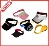 Unisex Customs Fashion Promotion Cotton Sun Visor