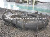 Customed Large Cast Iron Pump Casing