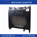 Sc8d280d2: Water Aluminum Radiator for Diesel Engine