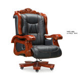 The Boss Chair Office Chair Leather Chair Capable of Lifting and Rotating Executive Chair