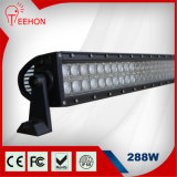 Hot Selling Dual Row Straight 240W Offroad LED Light Bar