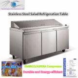 Stainless Steel Salad Preparation Cabinet