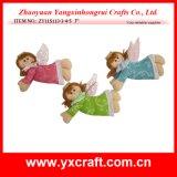 Christmas Decoration (ZY11S113-3-4-5) Christmas Angel Souvenir