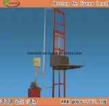 Hydraulic 500kg Cargo Elevator Lift Platform
