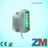 Aluminum Wired Road Stud / Tunnel LED Road Marker for Tunnel