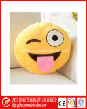 Hot Sale Plush Cushion with Smile Face