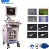 Mobile Cart 3D Fetal Doppler Ultrasound Diagnostic System