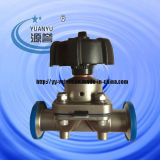 Aspetic Diaphragm Valve for Biopharmacy