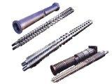 Cincinnati, , Kmd Conical Twin Screw and Barrel for Extruder Machine