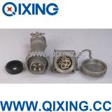 IP67 Qixing Aluminium Alloy 5pin 250 AMP Industrial Plug Supplier