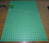 900*600*7mm Sound Absorption Rubber Mat with Holes