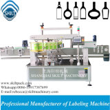 Factory Price Flat Wine Bottle Double Side Labeling Machine