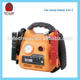 Electric Jump Starter for Car Drive in Emergency Situation