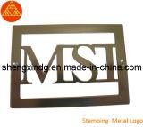 Punching Stamping Pressing Metal Hardware Steel Logo (SX113)