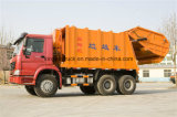 Sinotruk HOWO Brand Refuse Garbage Truck with 22m3/ Compactor Garbage Truck