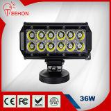 "7"" CREE 36W Double Row LED Driving Light Bar"
