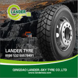 Hot Sale Radial Truck Tire with Lander Brand (315/80R22.5)