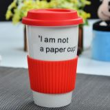 Ceramic Coffee Mug Starbuck Coffee Cup Double Wall Ceramic Mug