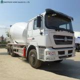 Sinotruk 4X2 5m3 6m3 Small Cement Mixer Concrete Mixer Truck