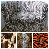 Faux Fur Animal Print Fabric