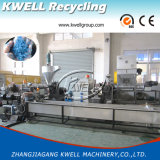 PP/PE Hard Flakes Recycling Granulating Line/Plastic Granules Extrusion Line
